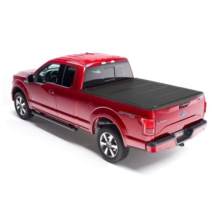 Ford F150 Hard Bed Cover >> Bakflip Mx4 Hard Folding Tonneau Cover For 15 17 Ford F 150 8 Bed 448328