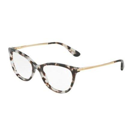 c484e94d7de DOLCE   GABBANA Eyeglasses DG3258 2888 Fog Cube 52MM - Walmart.com