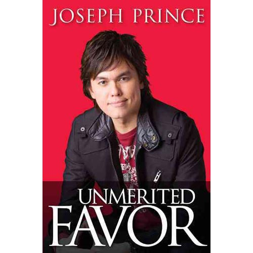 Unmerited Favor: Your Supernatural Advantage for a Successful Life