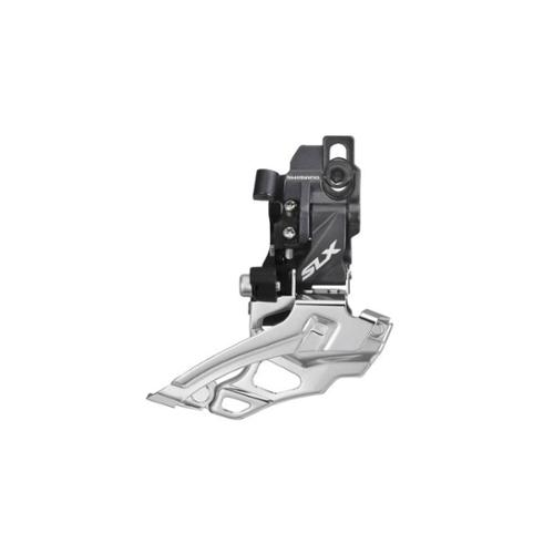Shimano SLX M675D Direct Mount 2x10 Down Swing Top Pull Front Derailleur