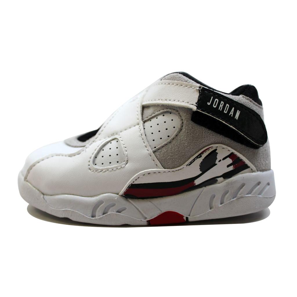 Nike Toddler Air Jordan VIII 8 Retro Bugs Bunny White/Bla...