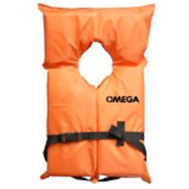 Flowt 40000-YTH Life Vest - Orange, Youth