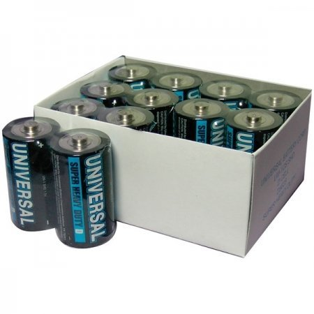 UPG UBCD5624M Upg Super Heavy-duty Battery Value Box C;24 Pk