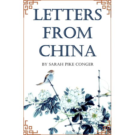 Letters from China (Abridged, Annotated) - eBook](Chinese Letters Az)