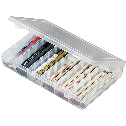 ArtBin Solutions 6 Compartment Storage Box