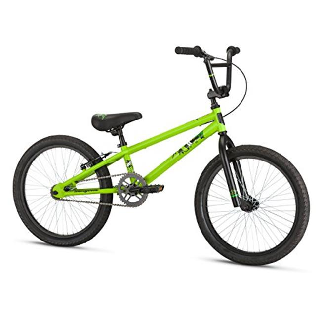 Mongoose Bicycles M51807M30OS 20 in. Boys LXS, Neon Green
