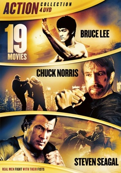 19-Movie Action Collection (DVD) by Platinum Disc