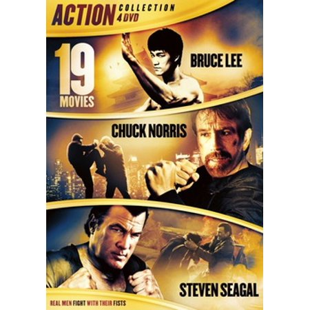 19-Movie Action Collection (DVD)