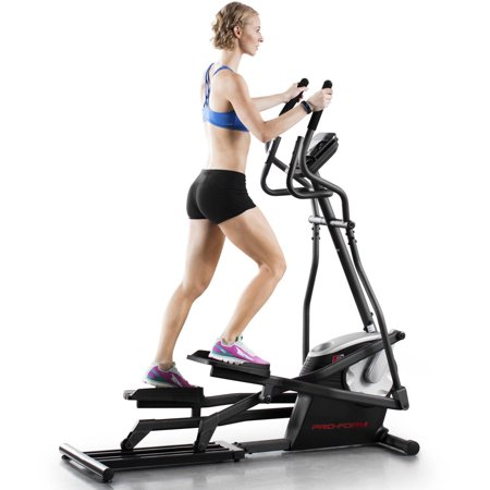 ProForm 150i Elliptical, Compatible with iFit Personal Training Body Pro Elliptical Trainer