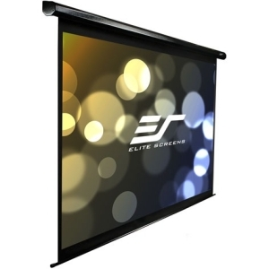 110IN DIAG VMAX2 ELECTRIC WALL CEILING MW 16:9 54X96IN W/BLK CASE