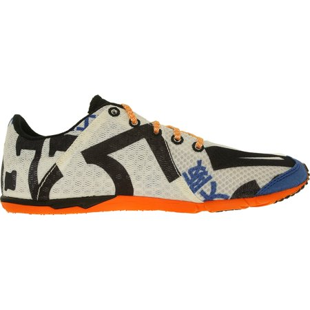 Mizuno Women's Wave Universe 5 White/Blue/Orange Low Top Running Shoe - 7.5M - image 1 de 3