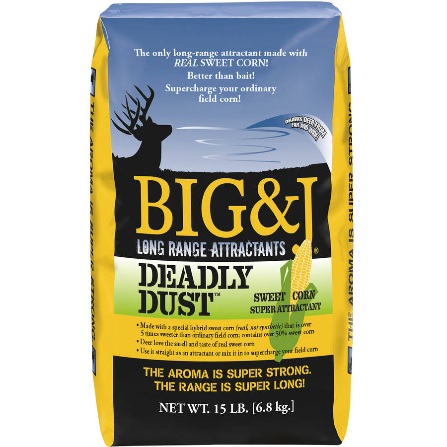 Big and J Deadly Dust Feed, 15 Lbs
