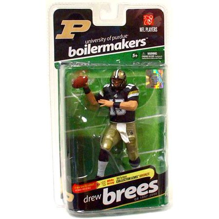 Mcfarlane Toys Series 2 Drew Brees Action Figure  Black Jersey