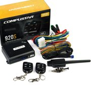 Compustar CS920-S 1-Way 1000-ft Remote Car Start & Keyless Entry Kit Brand New
