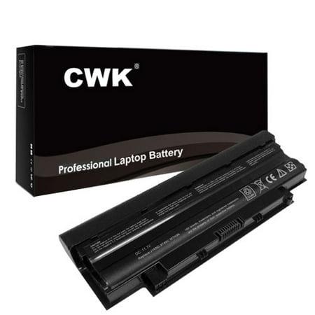 CWK 9 Cell High Capacity Laptop Notebook Battery for Dell Inspiron N7010 N7110 N5040 N5050 N5110 N7010 N7010D N5040 N5050; Vostro 1440 1540 N5110 13R (N3010) (N3110) 14R (N4010)