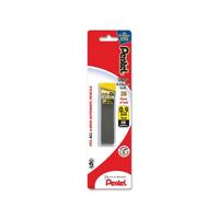 (4 Pack) Super Hi-Polymer Lead Refill (0.9mm) Thick, HB, 30 pcs/Tube 1-Pk