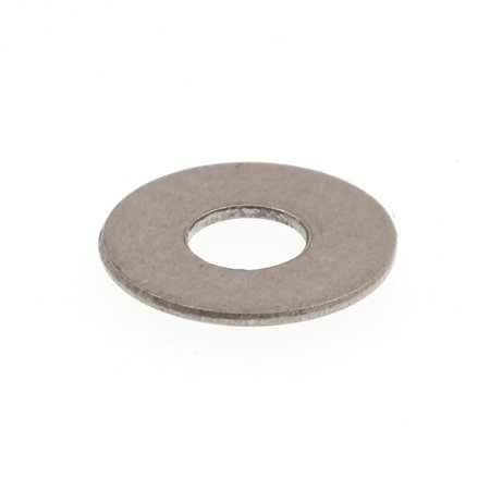 Prime-Line 9079607 Flat Washers, SAE, #6 X 5/16 in. OD, Grade 18-8 Stainless Steel, (Grace Flat)