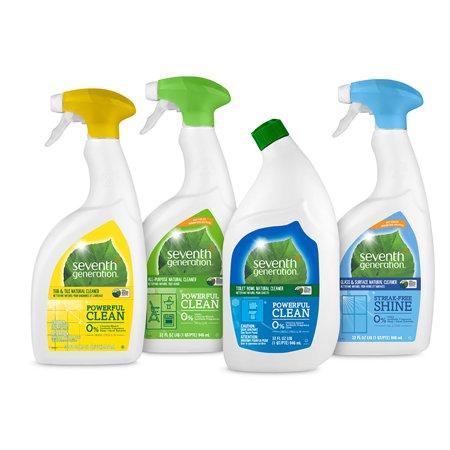 32 Oz Rtu Glass Cleaner - (2 Pack) Seventh Generation Tub & Tile Cleaner Emerald Cypress & Fir 32 oz