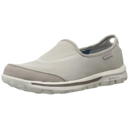 Skechers Women Go Walk 2 Slip-On Walking Shoe (Best Skechers Go Walk)