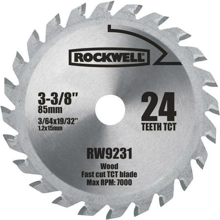 Rockwell Versacut 3 3/8