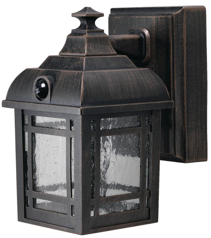 Fulcrum 32001-107 Utility Lights, 3-Led Porch Light, Bronze by FULCRUM PRODUCTS, INC.