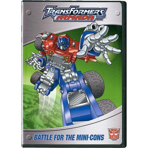 Transformers: Armada - Battle For The Mini-Cons