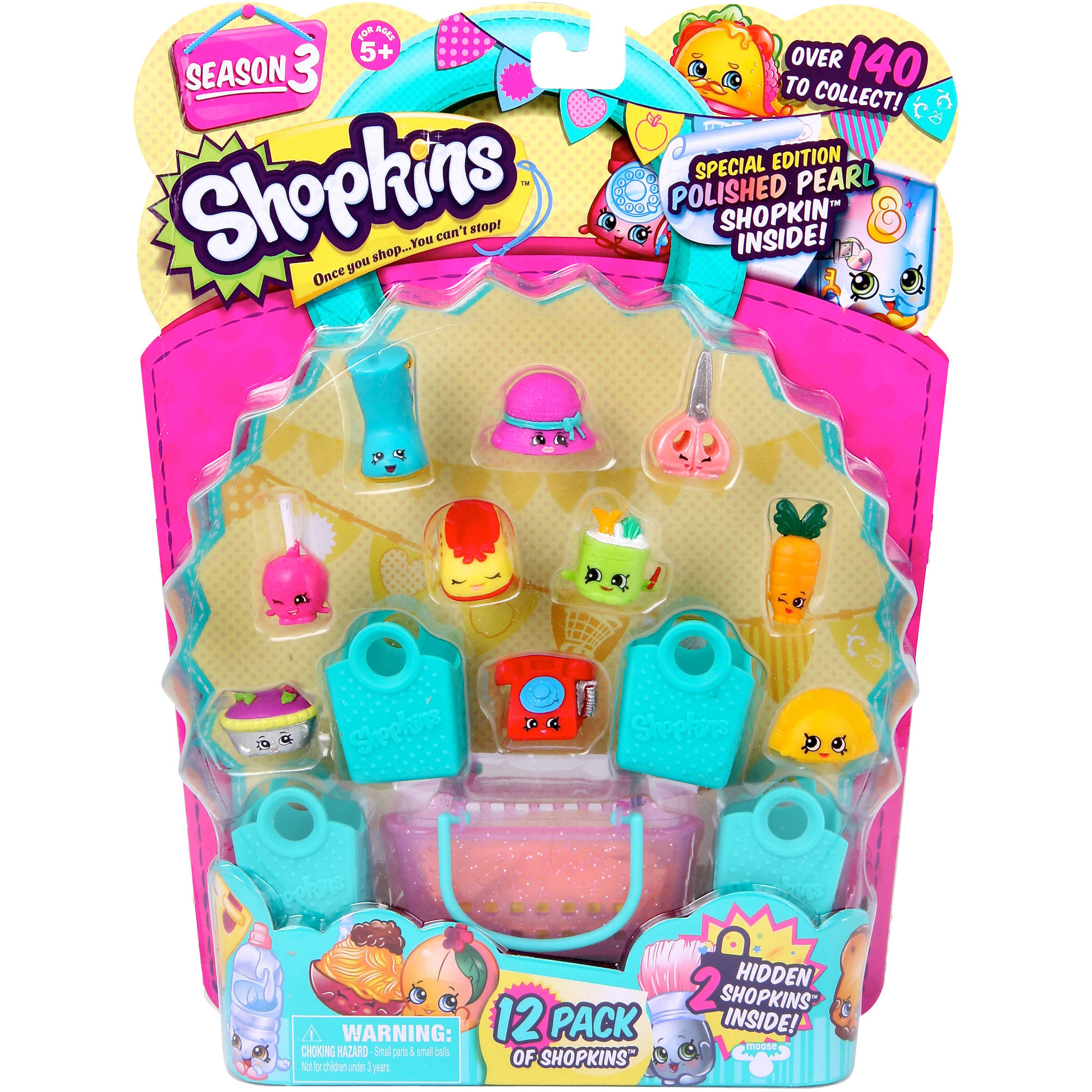 Shopkins Season 3 12-Pack