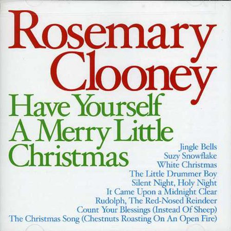 Have Yourself a Merry Little Christmas (CD) (Little Christmas Music)