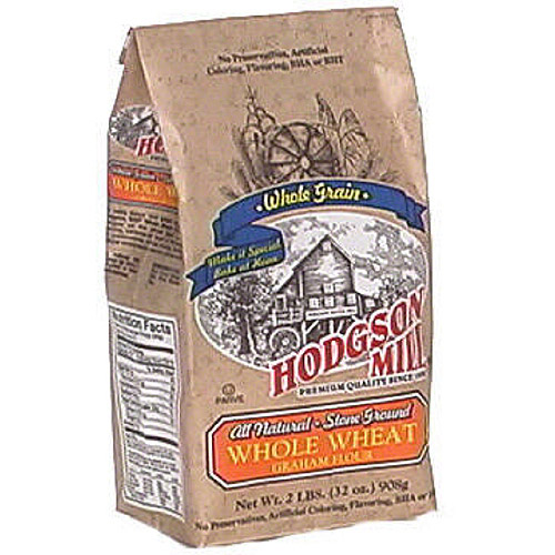 Hodgson Mill Whole Wheat Flour, 32 oz (Pack of 6)