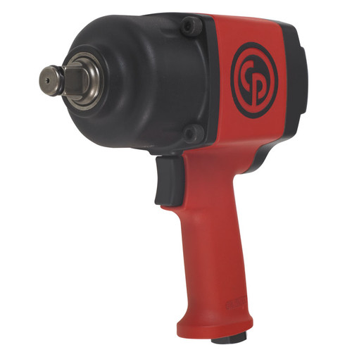 Chicago Pneumatic 7763 3 4 in. Super Duty Air Impact Wrench with Ring Retainer by Chicago Pneumatic