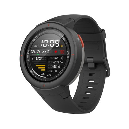 Amazfit Verge Smartwatch - Shadow Grey