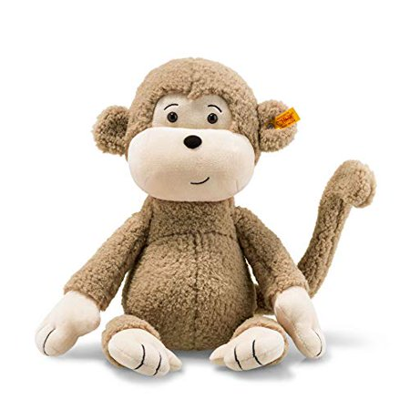 Monkey Light - Steiff Soft Cuddly Friends - Brownie Monkey, 16