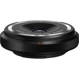 Olympus BCL-0980 - 9mm - f/8 - Fisheye Lens for Micro Four Thirds