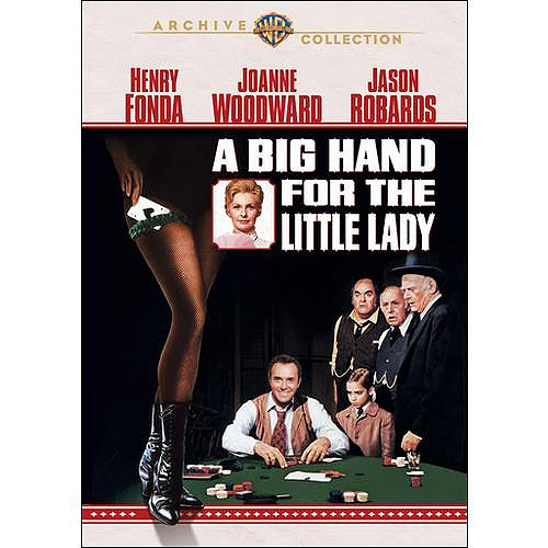 A Big Hand For The Little Lady (1966) (Widescreen) by WARNER HOME ENTERTAINMENT