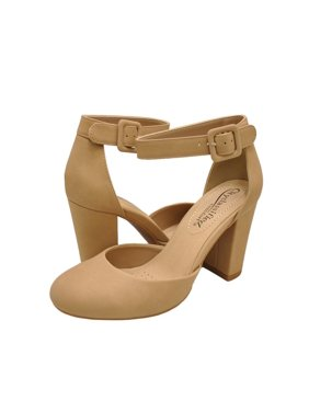 d6767951a Product Image City Classified Kaili Womens Closed Toe Ankle Strap Block Heel