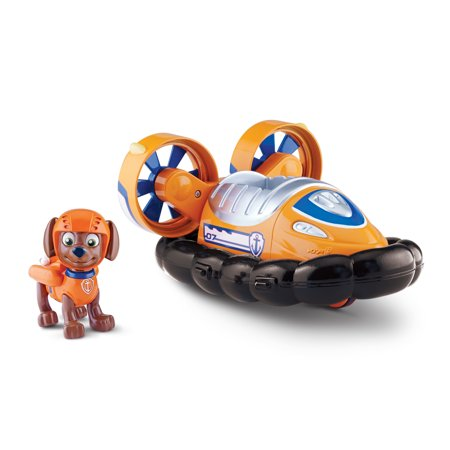 Paw Control (Paw Patrol Zuma's Hovercraft, Vehicle and)