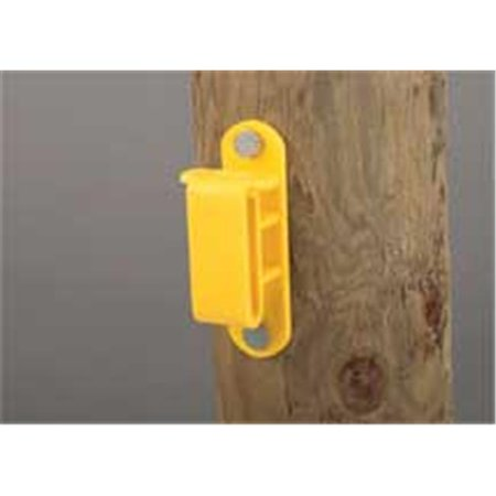Dare Products Wood Post Tape Insulator Yellow - 2330-25 - image 1 of 1