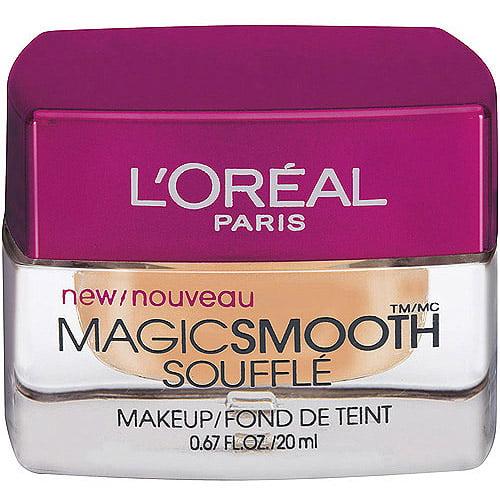 L'Oreal Studio Secrets Magic Smooth Souffle Makeup