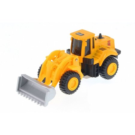 Bulldozer Extreme Construction Vehicle, Yellow - Showcasts 2681/2D - Model Toy Car (Brand New but NO BOX)](Extreme Tits)