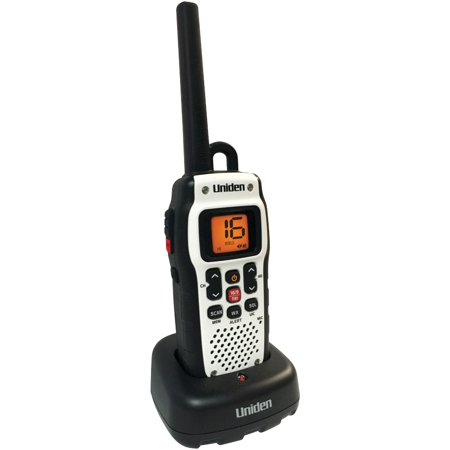 Uniden Handheld Radio (Uniden ATLANTIS150 Atlantis 150 Handheld 2-Way Marine Radio)