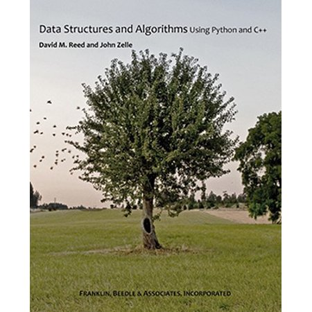 Data Structures and Algorithms Using Python and