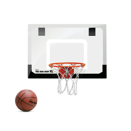 SKLZ Pro Mini Basketball Hoop with Ball, XL - 23 x 16
