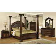 Juliet 3-Pc Bedroom Set (Queen)