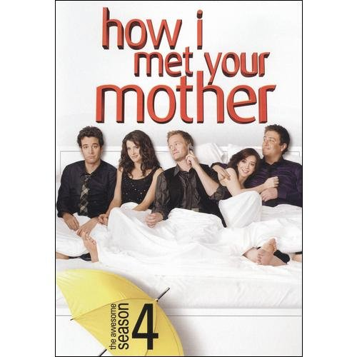 How I Met Your Mother: The  Legendary Season 4 (Widescreen)