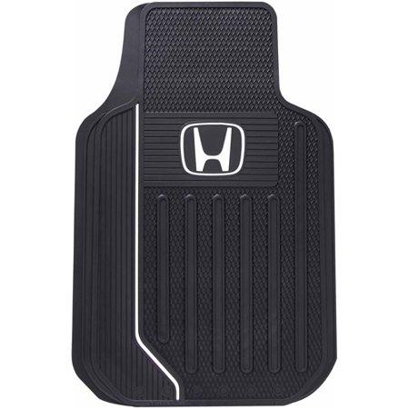 Series Honda Graphic - Plasticolor Honda Elite Series Floor Mat, Black