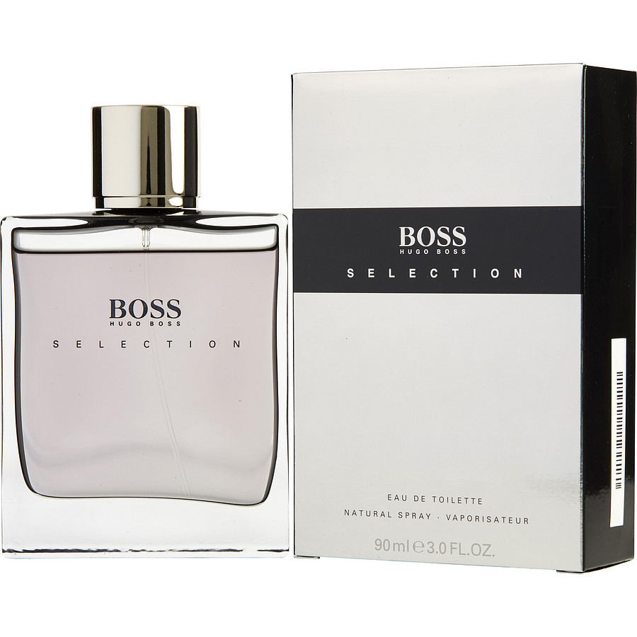 uk availability cheap amazing selection Boss Selection by Hugo Boss Eau De Toilette for him 90ml