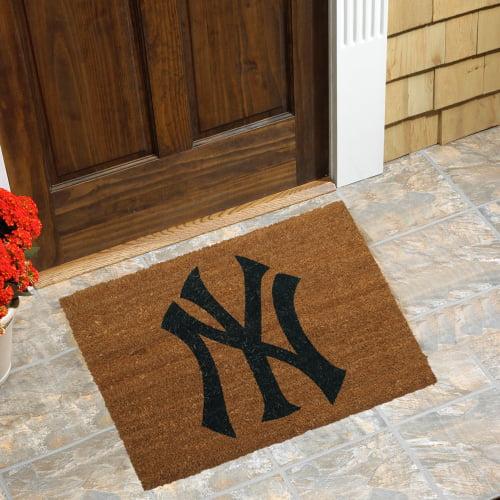 New York Yankees Colored Logo Door Mat- Yankees