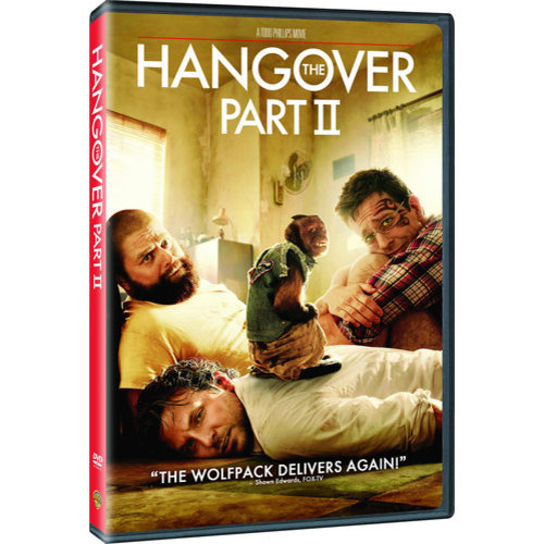 HANGOVER PART 2 (DVD/WS-16X9)