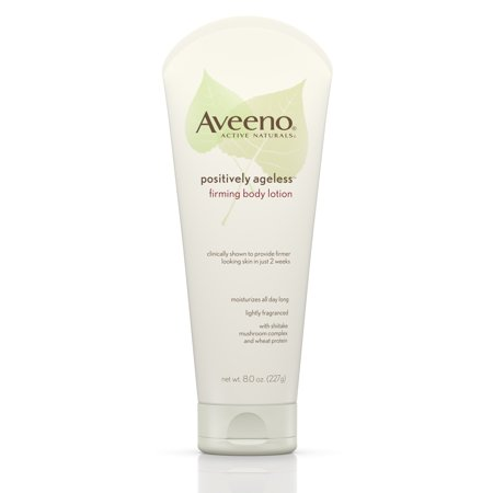 (Aveeno Positively Ageless Anti-Aging Firming Body Lotion, 8 Oz)