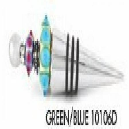 Bauble LuLu Wine Stopper - Green Blue & Berry